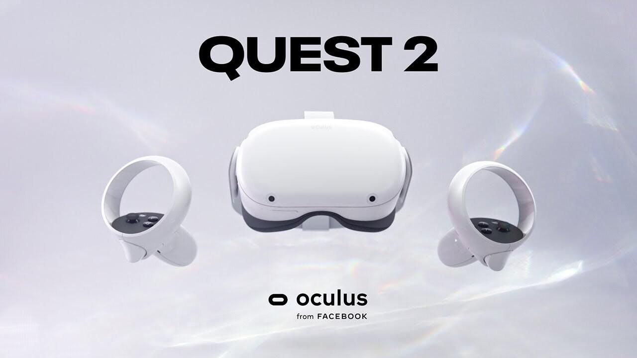 Oculus le venderá un Quest 2 sin la integración de Facebook por $ 400 adicionales