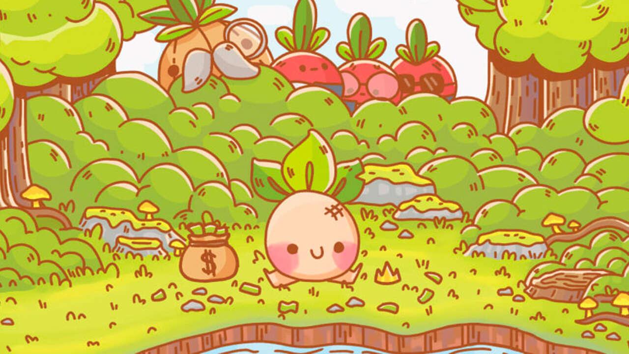 Turnip Boy comete una revisión de la evasión de impuestos: un puerro al pasado