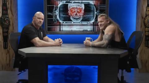 Chris Jericho de AEW aparecerá en el podcast de Stone Cold Steve Austin después de Wrestlemania