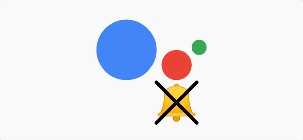 asistente de google detener recordatorios de acciones repetidas