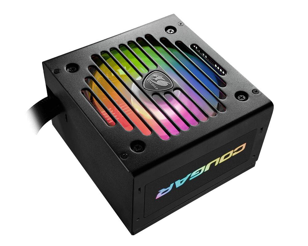 Cougar lanza la serie de fuentes de alimentación VTE X2 ARGB