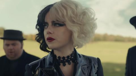 Cruella no es como el Joker, dice Emma Stone