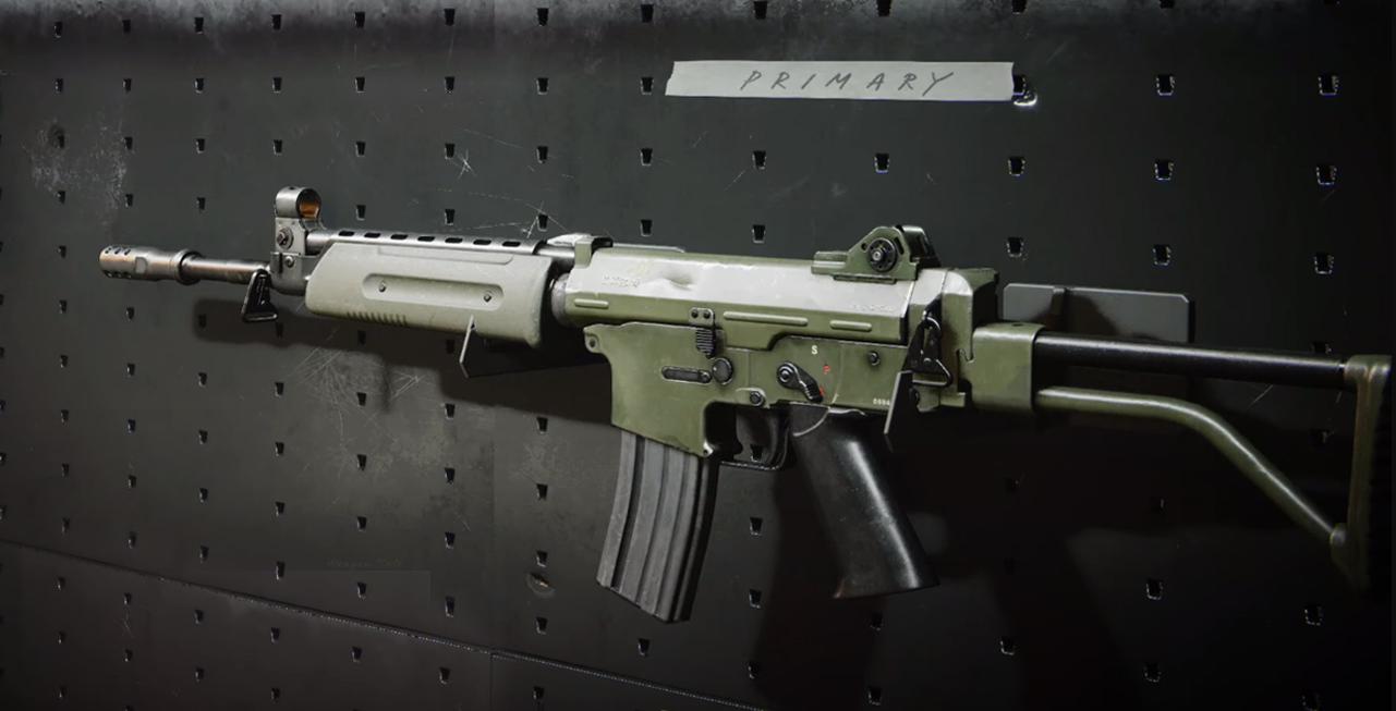 Mejor equipamiento de Krig 6 en Black Ops Cold War