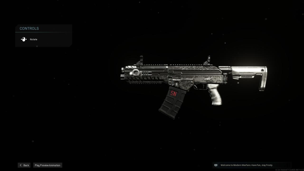 El mejor equipamiento de Origin 12 en Call of Duty: Warzone Season 2