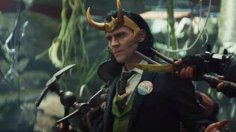 El nuevo tráiler de Disney Plus Loki tiene a un villano de los Vengadores que viaja a través del tiempo y firma papeleo aburrido