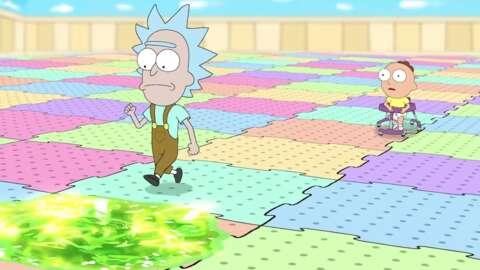 El tráiler de Rick y Morty Babies lanzado como bromas de April Fools por Adult Swim