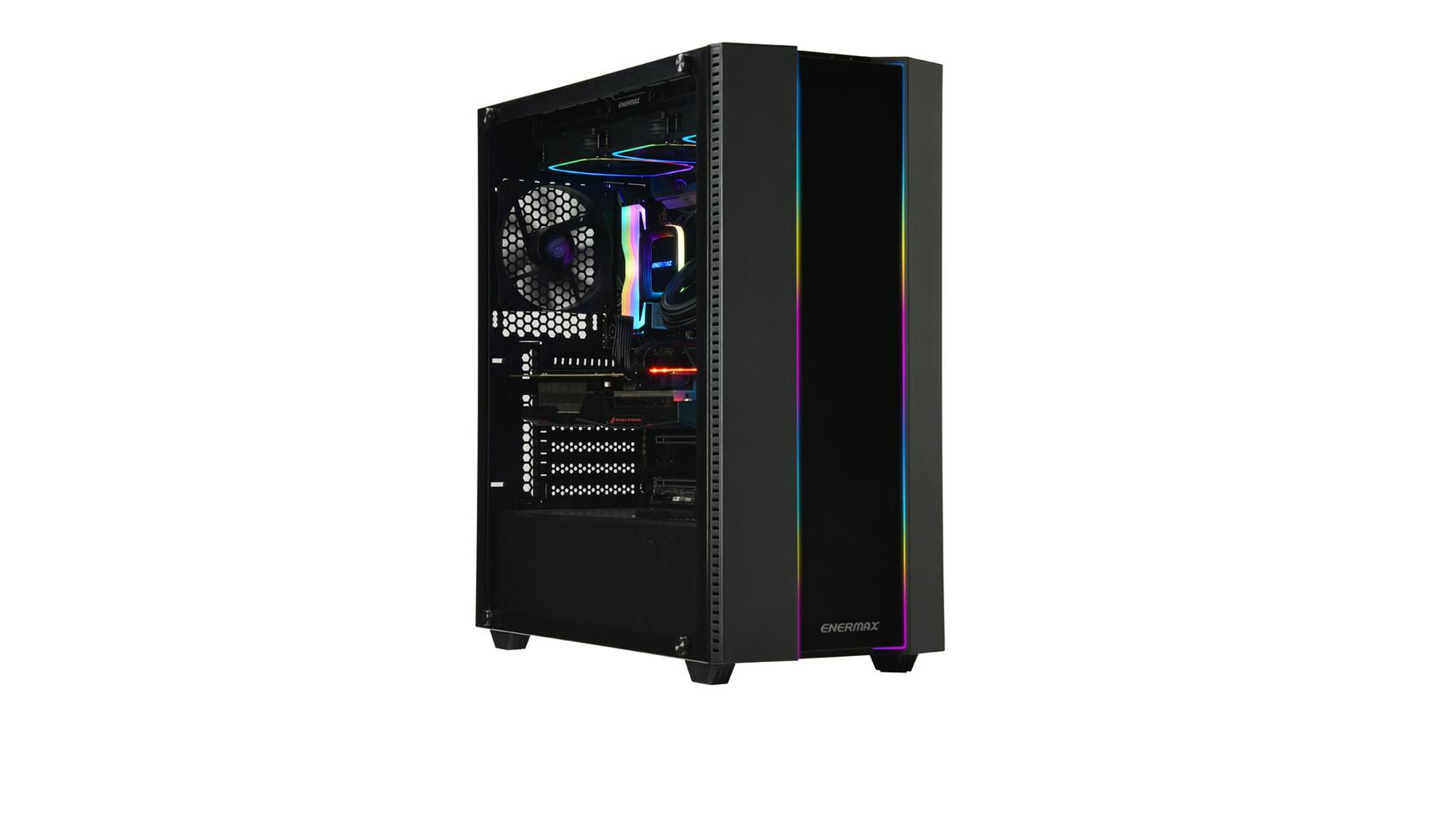 Enermax lanza la caja de torre completa MAKASHI II MKT50