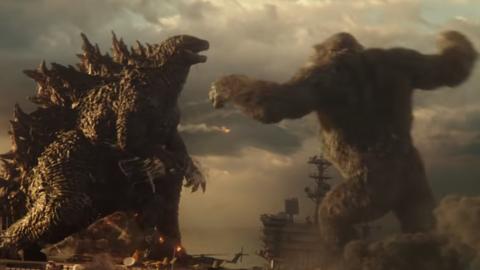 Godzilla vs.  Kong lo está aplastando en la taquilla