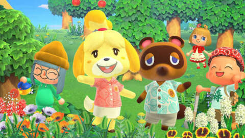 La colección Build-A-Bear de Animal Crossing se lanza mañana
