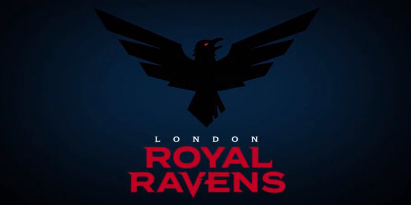 Londres Royal Ravens Zed