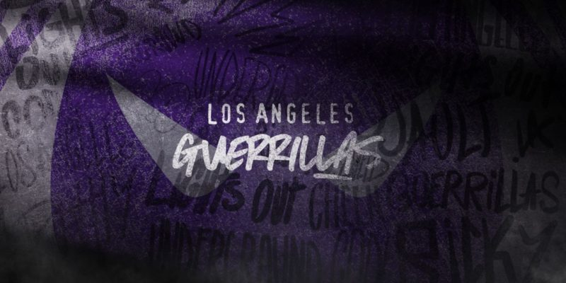 Los Ángeles Guerrillas Atlanta FaZe