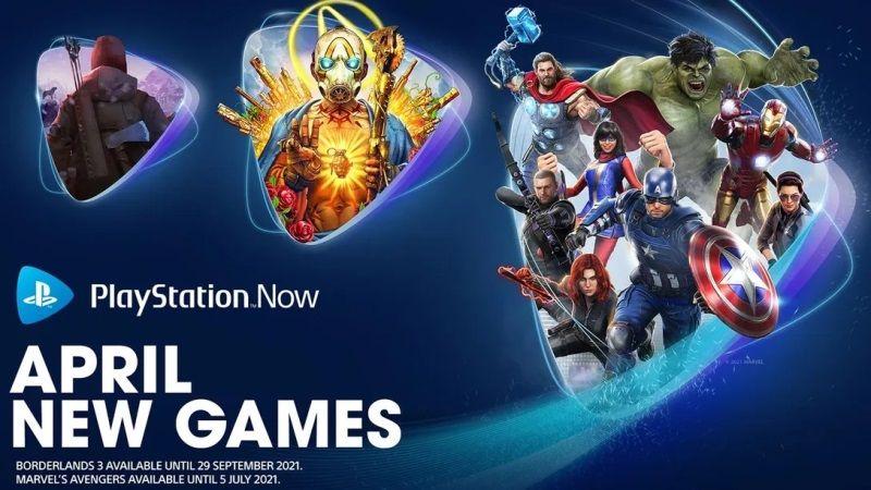 Marvel's Avengers, Borderlands 3 y más llegarán ahora a PlayStation
