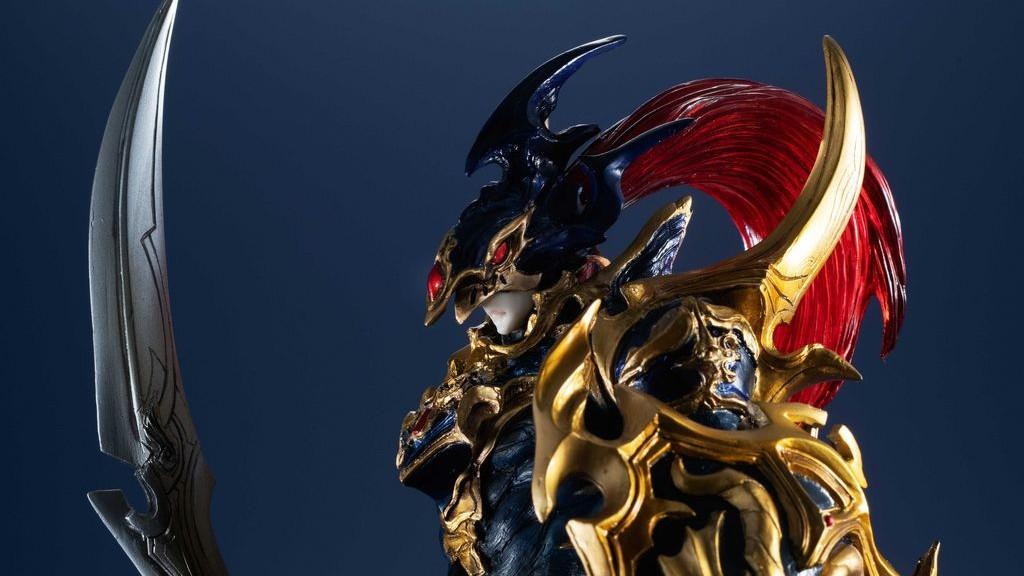 yu gi oh obras de arte monstruos figura negro lustre soldado