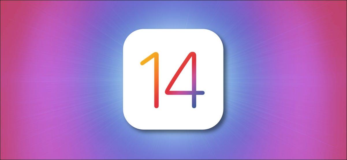 Icono de iOS 14