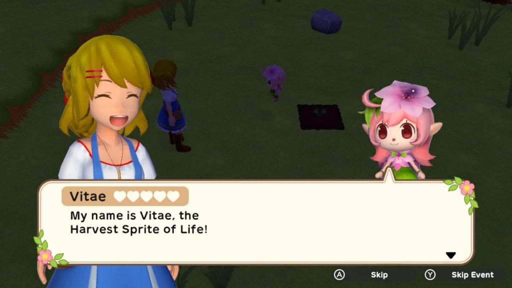 Harvest Moon: revisión de One World