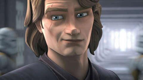 Se acerca más Anakin animado, dice Matt Lanter de Star Wars: Clone Wars
