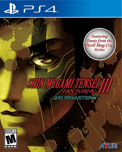 smt iii nocturne hd remaster ps4