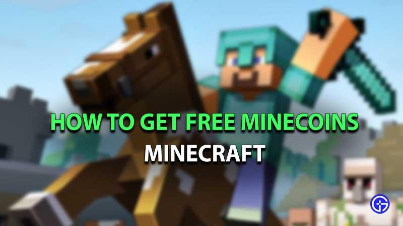 Minecoins gratis