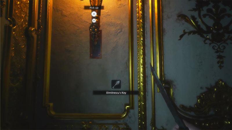 Resident Evil Village Cómo obtener la llave de Dimitrescu