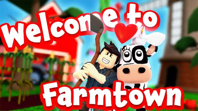 Roblox Bienvenido a los códigos de trabajo de Farmtown