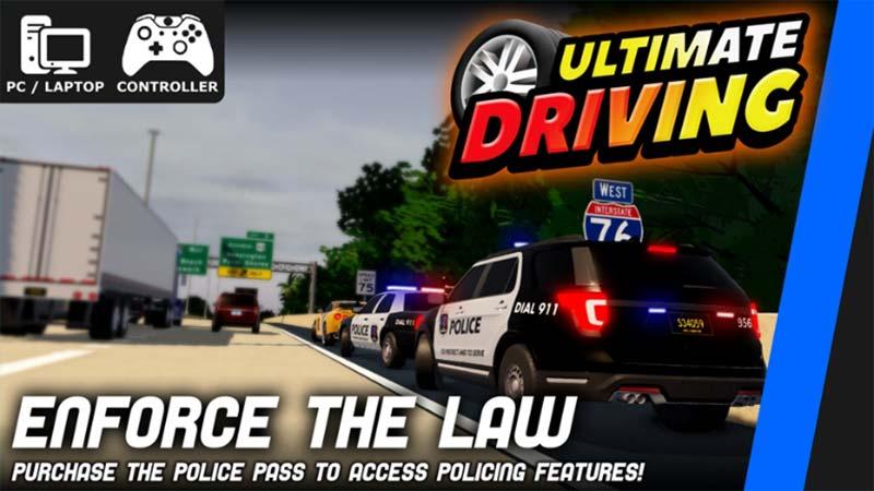 Códigos de conducción de Roblox Ultimate