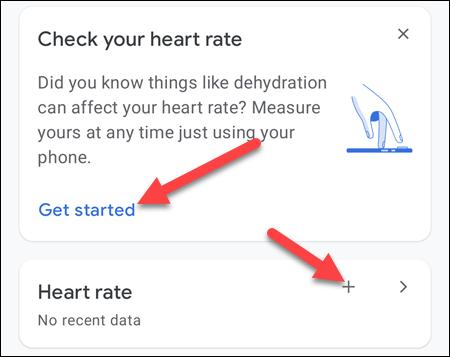 tarjetas de frecuencia cardíaca