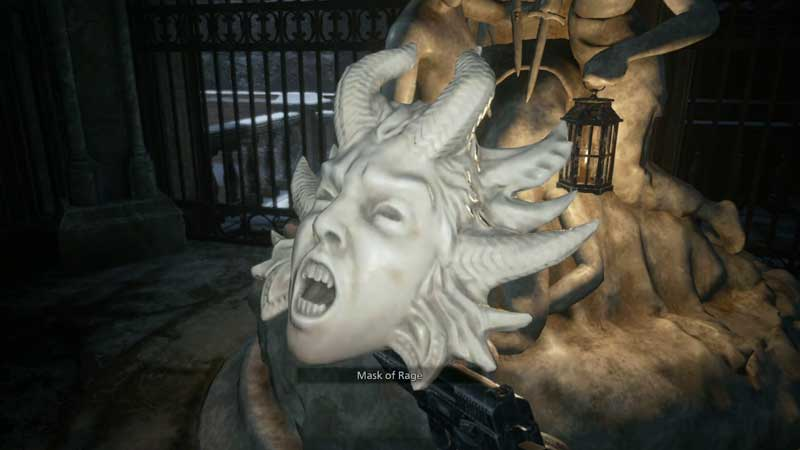 Ubicación de Mask of Rage