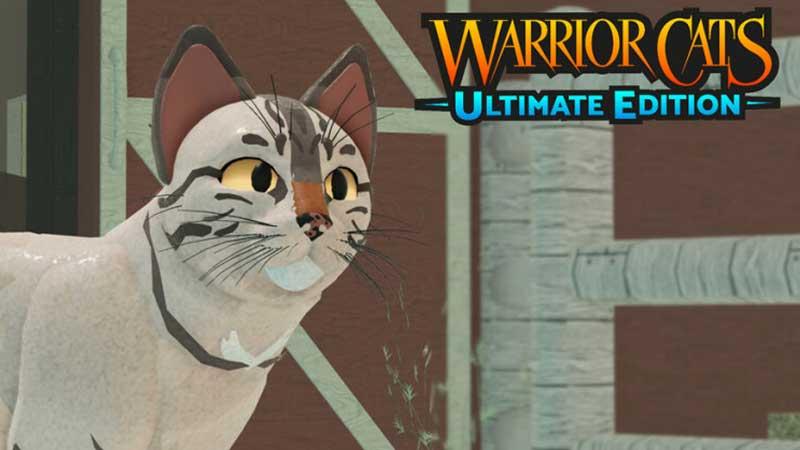Códigos de Warrior Cats
