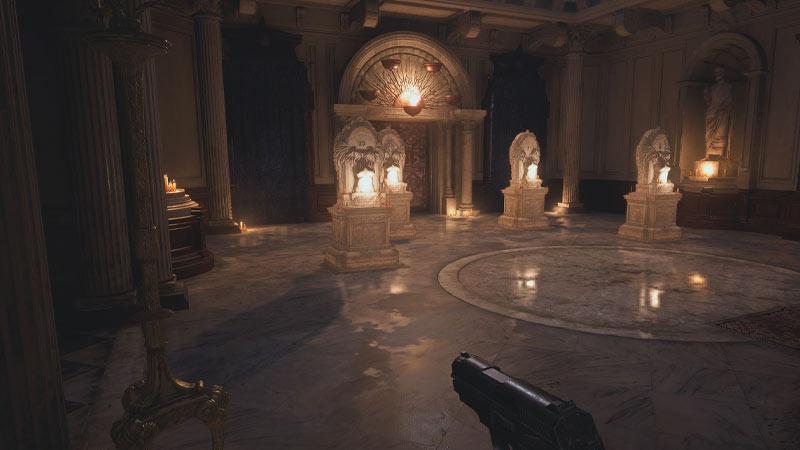Resident Evil Village Reshade