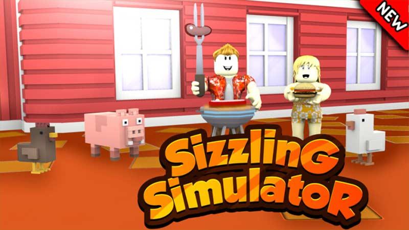 Códigos de Roblox Sizzling Simulator