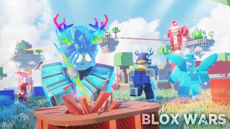 Nuevos códigos de trabajo de Roblox Blox Wars