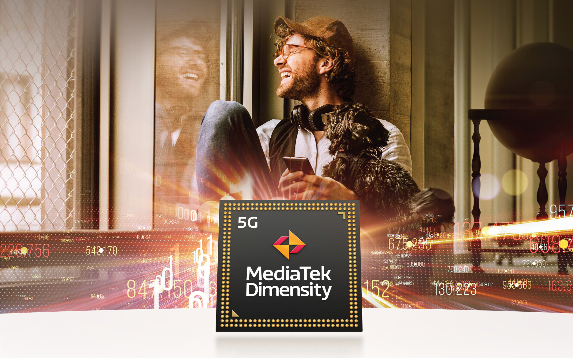 MediaTek anuncia el nuevo chipset 6nm Dimensity 900 5G