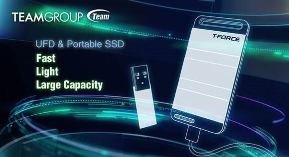 Team Group anuncia el desarrollo de una nueva generación de unidades flash USB3.2 x2 de gran capacidad