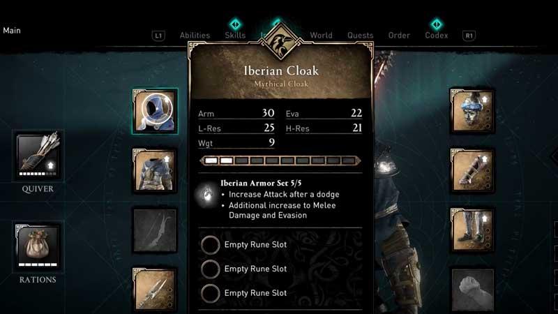 Assassin's Creed Valhalla: Cómo desbloquear el conjunto de armadura ibérica