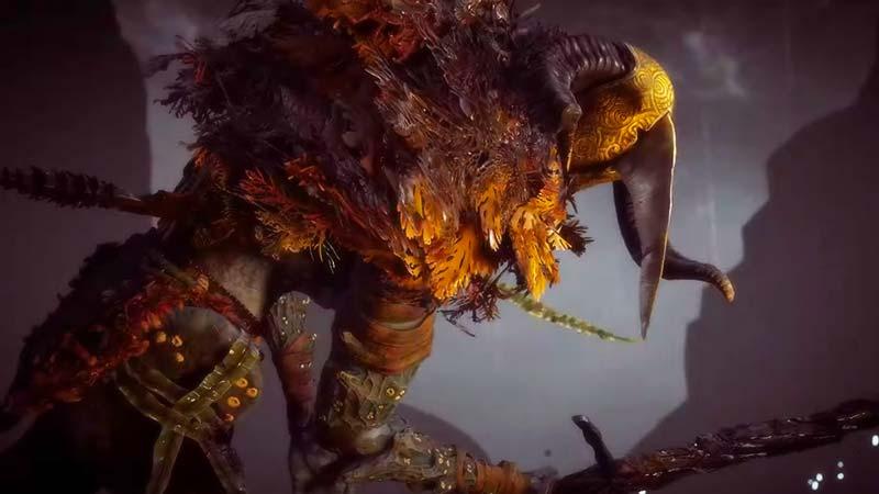 AC Valhalla La ira de los druidas Balor Boss Fight Bae Bolg Reward