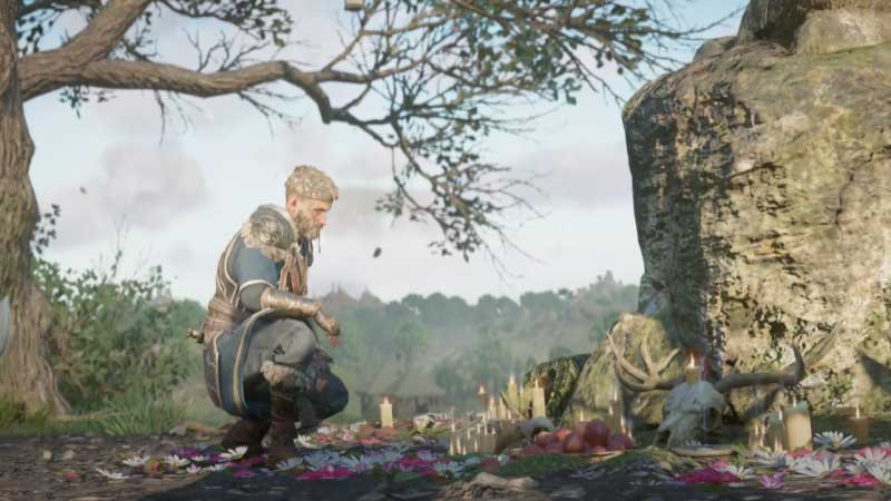 Encuentra a Barid Assassin's Creed Valhalla