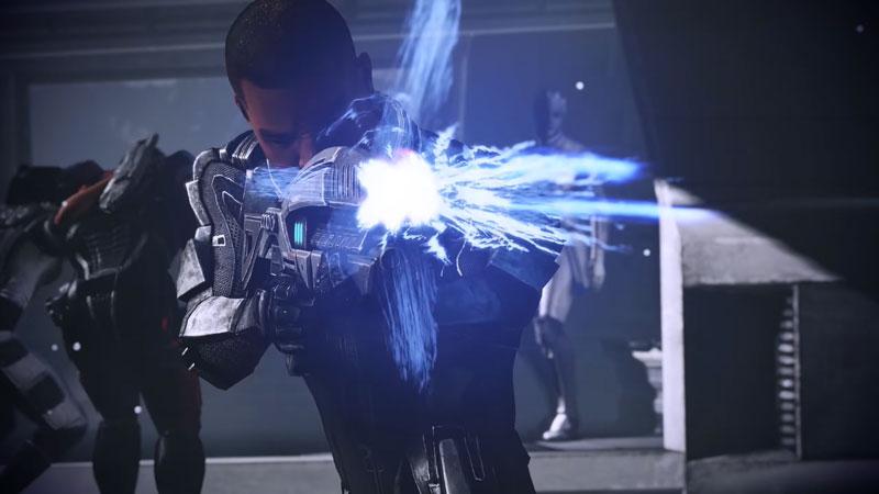 Cómo conseguir nuevas armas en Mass Effect Legendary Edition