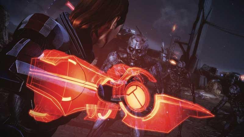 cómo correr y moverse más rápido en la edición legendaria de Mass Effect