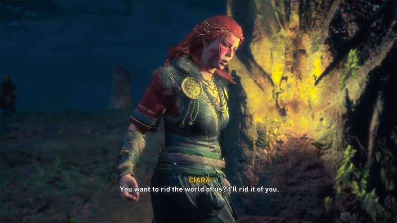AC Valhalla Wrath Of The Druids Finalizando