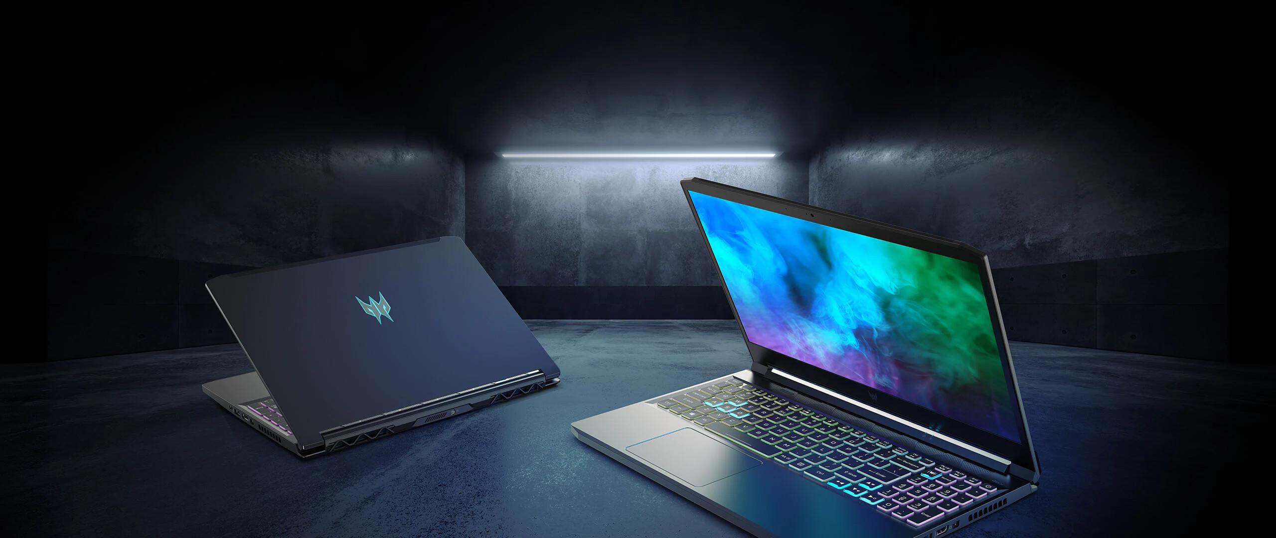 Acer anuncia los portátiles para juegos Predator Triton 300, Predator Helios 300 y Nitro 5