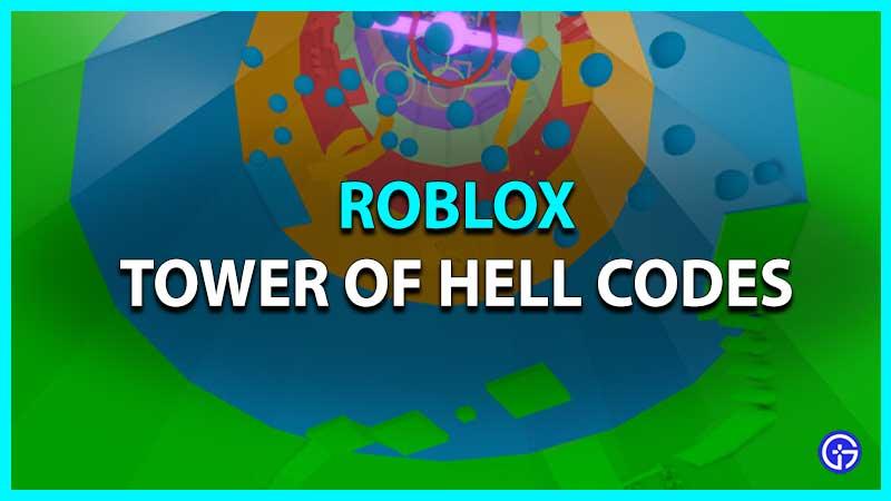 Códigos de la torre del infierno