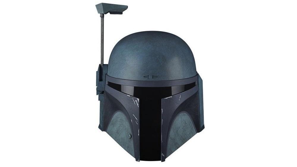 Cosplay como el mandaloriano con este casco de Death Watch completamente portátil