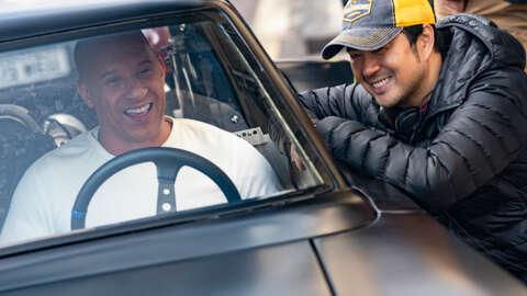 El nuevo video de Fast And Furious 9 es solo coches chocando contra otros coches