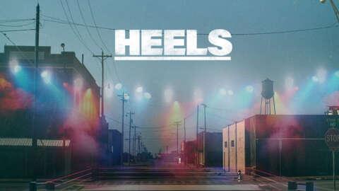 El próximo show de lucha libre de Starz, Heels, obtiene el primer avance teaser