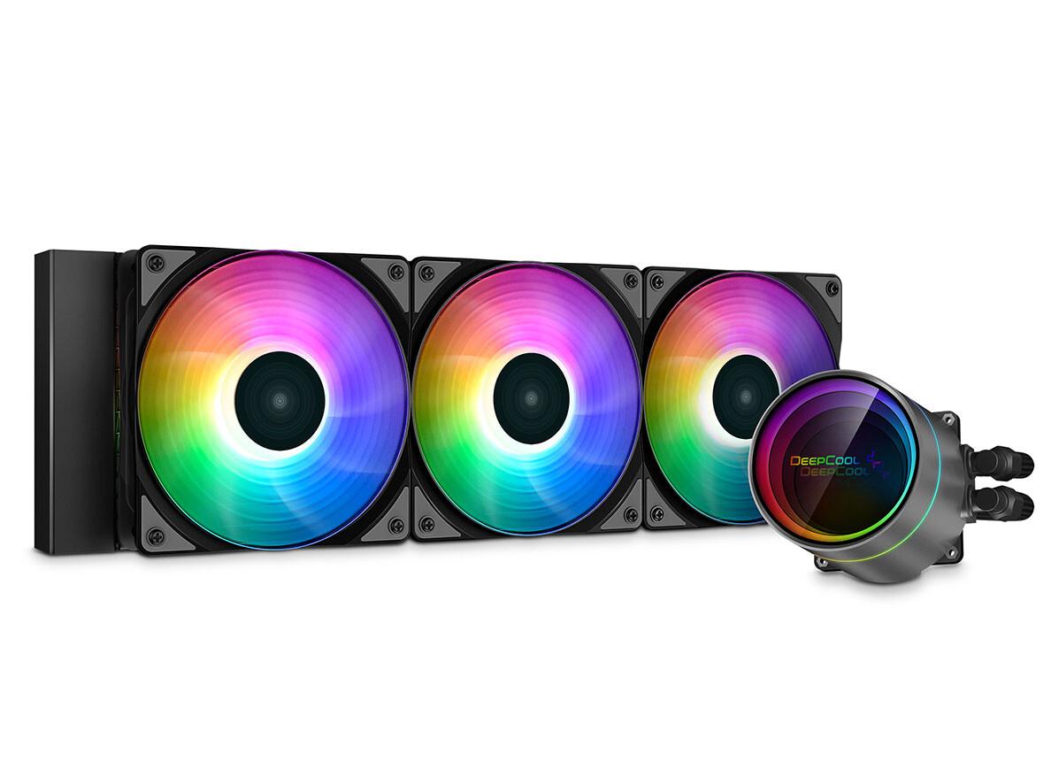 Enfriador de CPU AIO DeepCool Intros Castle 360EX A-RGB