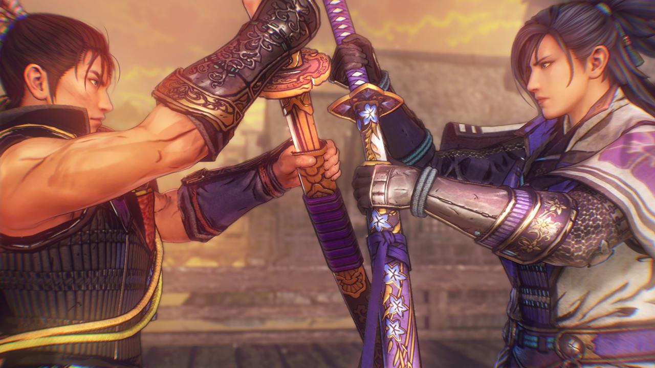 guerreros samuráis 5 entrevista 3