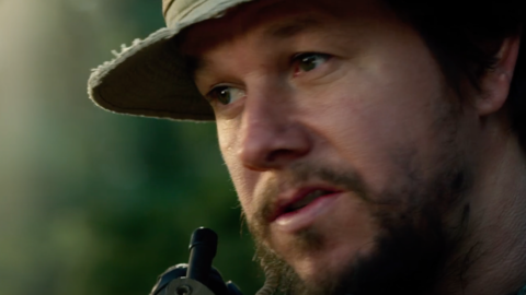 Mark Wahlberg muestra un aumento de peso espectacular para su nuevo papel en la película