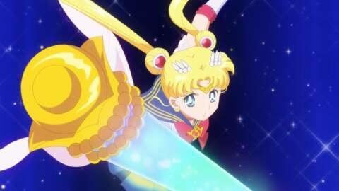 Pretty Guardian Sailor Moon Eternal de Netflix La película tiene un nuevo tráiler