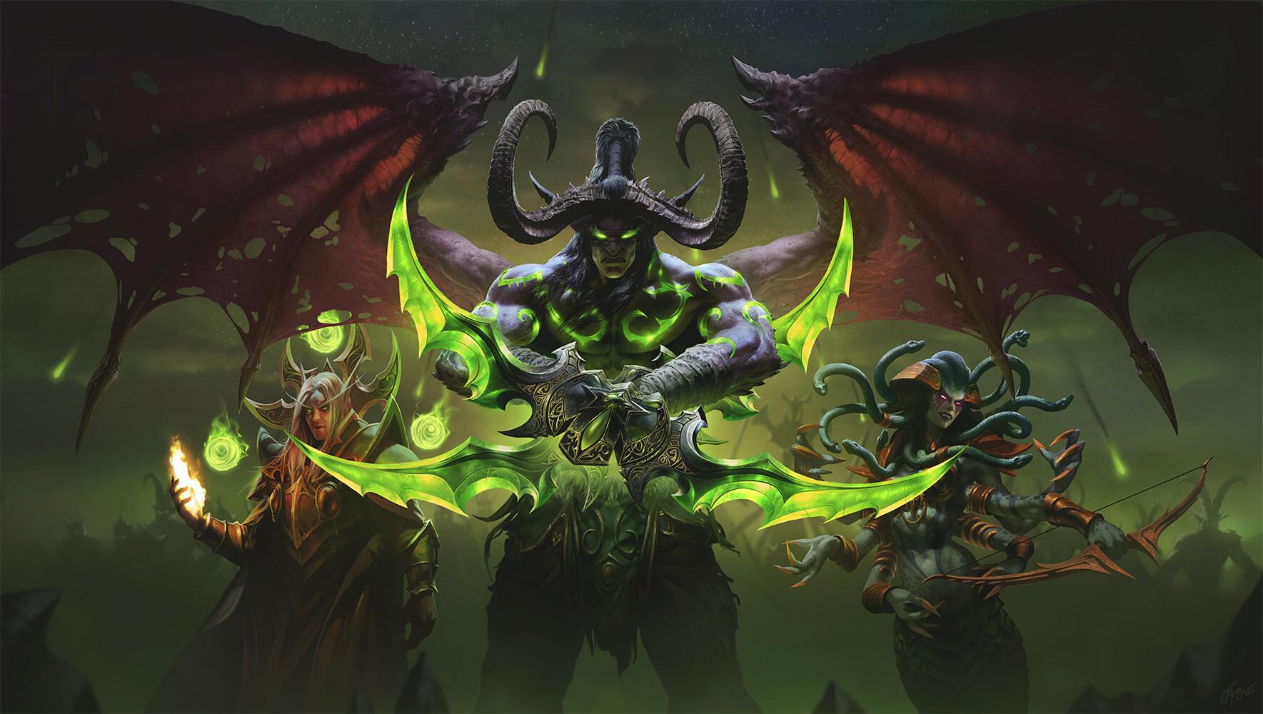 Regresa a Terrallende el 1 de junio con World of Warcraft: Burning Crusade Classic