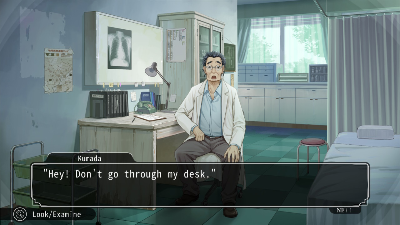Club de detectives de Famicom